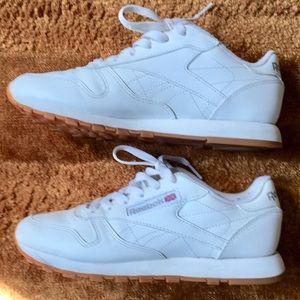 Women's Reebok Classic Leather Sneakers Sz 7